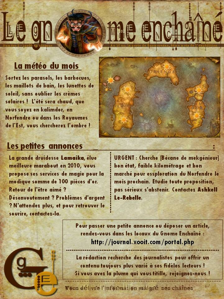 Le Gnome Enchaîné - Numéro 2 GE2Diapositive12
