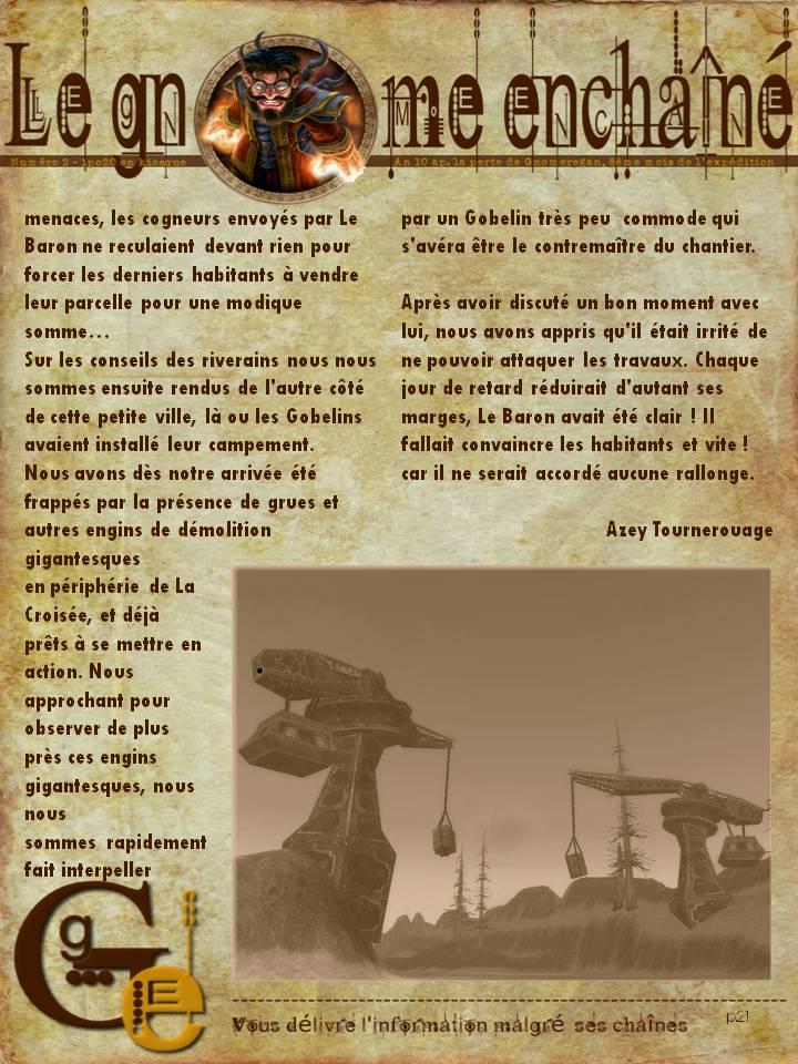 Le Gnome Enchaîné - Numéro 2 GE2Diapositive8